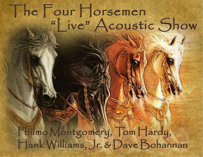 the four horsemen live acoustic show