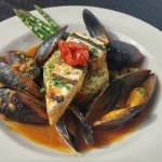 Swordfish Mussels Fresh Catch