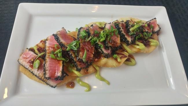 Tuna Wantons