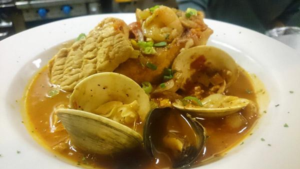 creole seafood stew