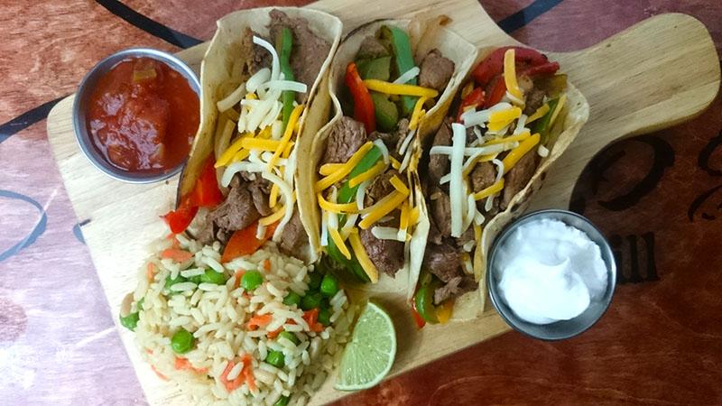 steak-fajita-taco-dinner-special