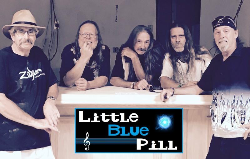little blue pill