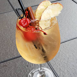 Apple Spice Sangria patio small