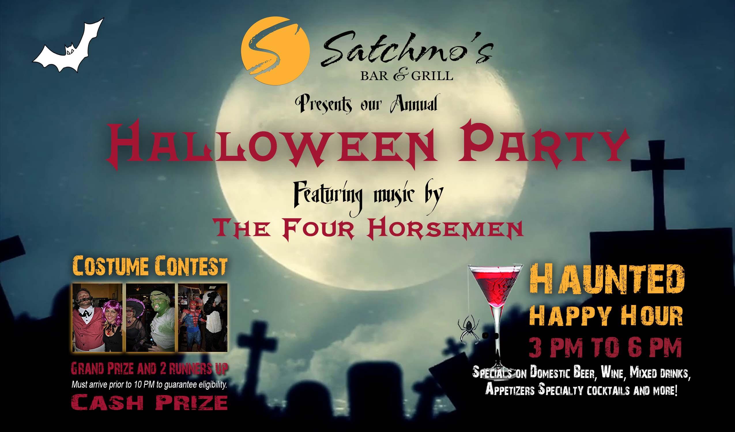 Halloween FB EVENT 2019